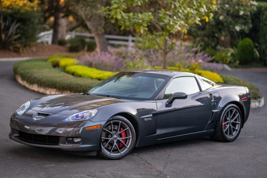 22k-Mile 2010 Chevrolet Corvette Z06