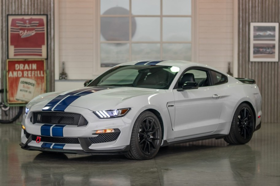 6k-Mile 2018 Ford Mustang Shelby GT350