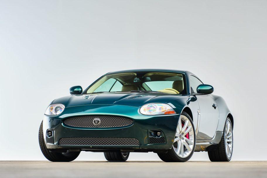 No Reserve: 2008 Jaguar XKR