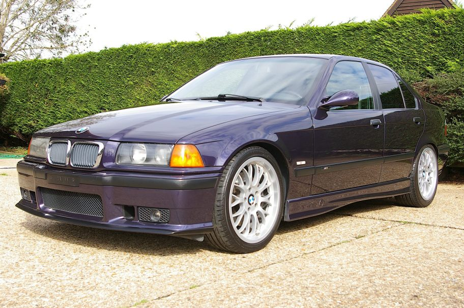 1997 BMW M3 Sedan 5-Speed