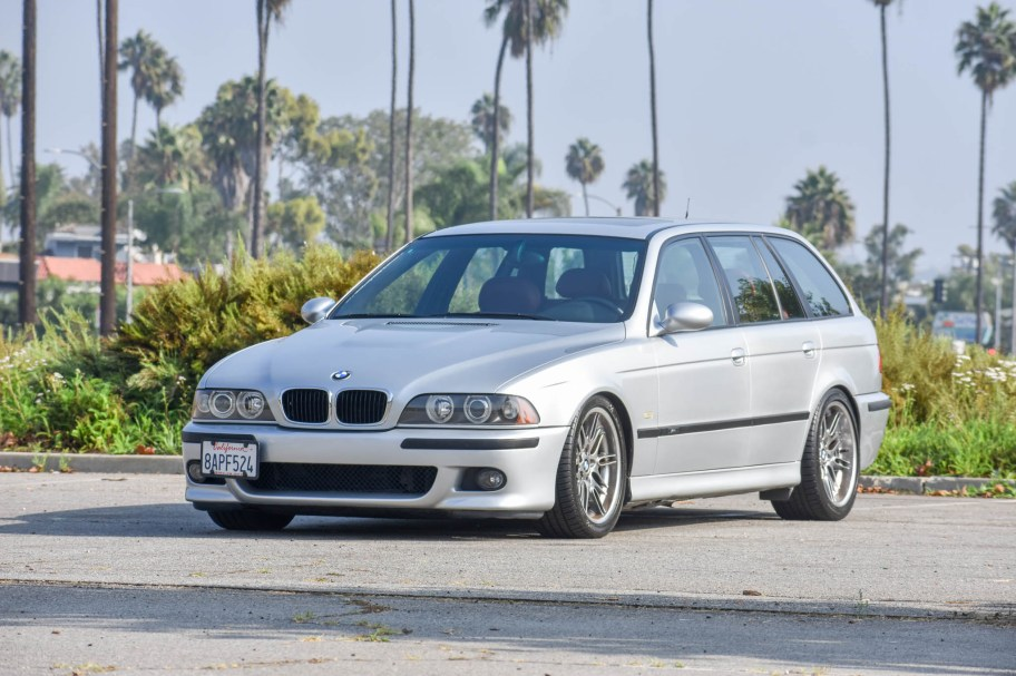 S62-Powered 1999 BMW 540i Sport Wagon 6-Speed