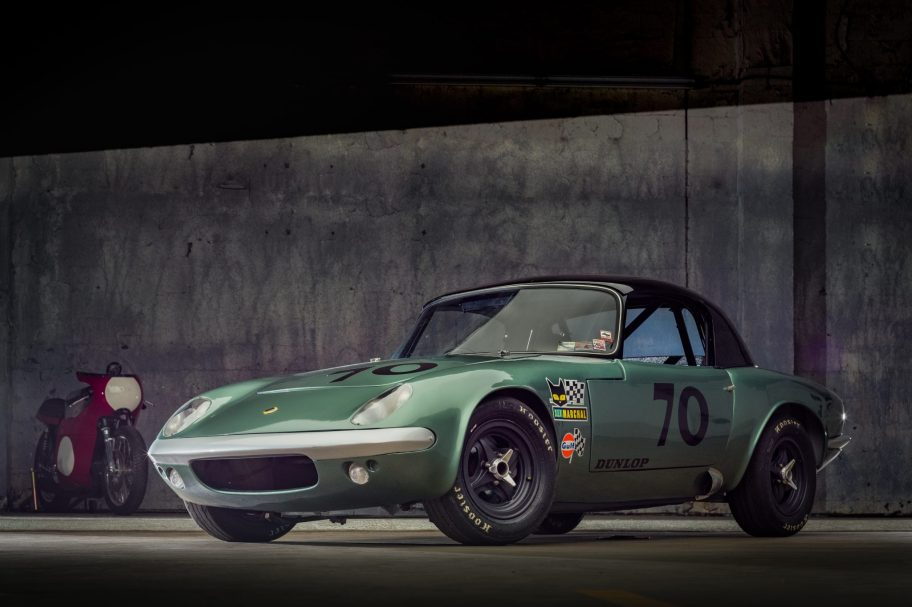 26R-Style 1966 Lotus Elan S2 Race Car