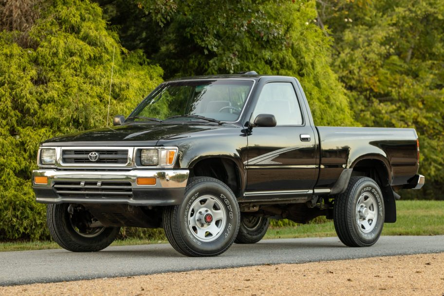 1994 Toyota Pickup 4x4 5-Speed