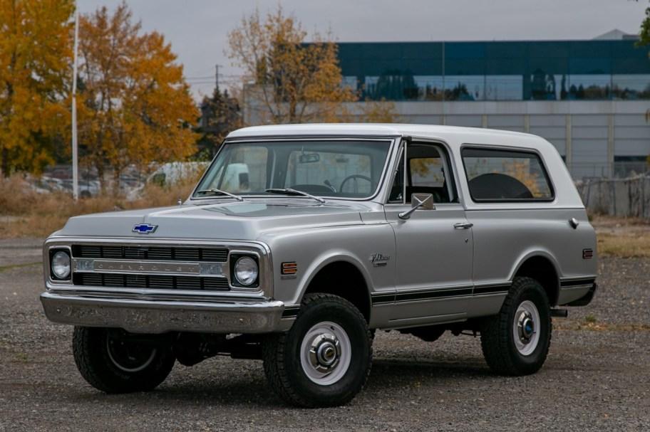 LS3-Powered 1970 Chevrolet K5 Blazer