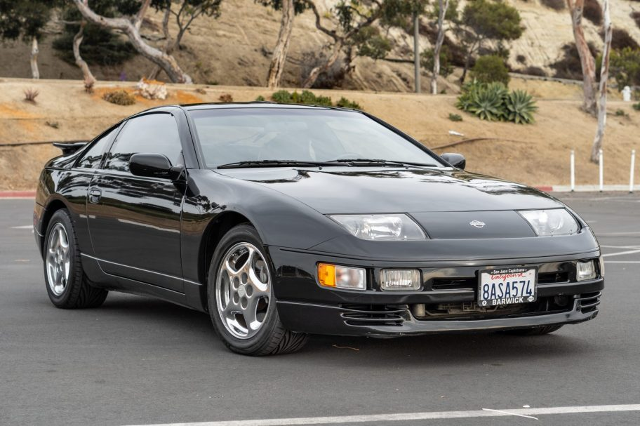 31k-Mile 1996 Nissan 300ZX Twin Turbo