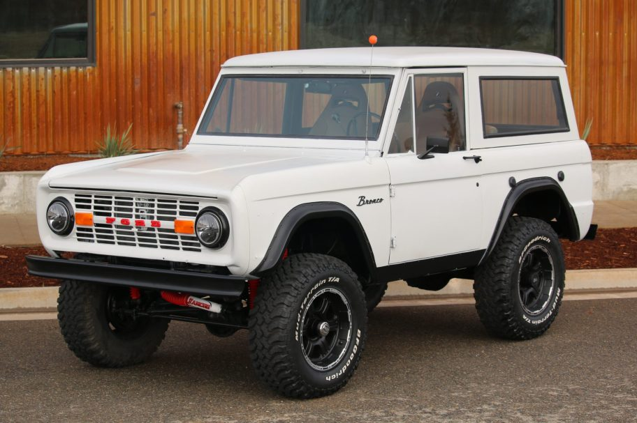 Modified 1969 Ford Bronco