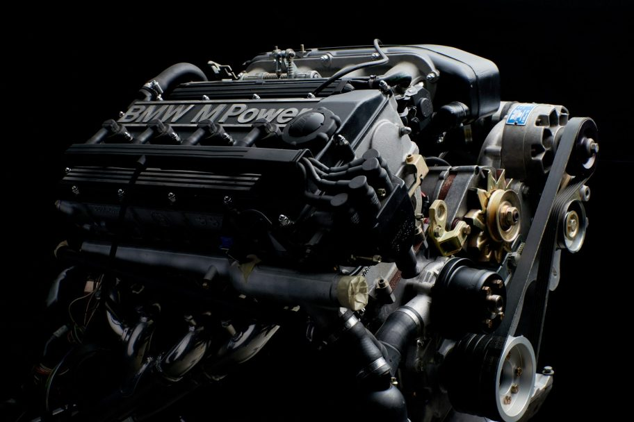 Supercharged BMW S14 Engine