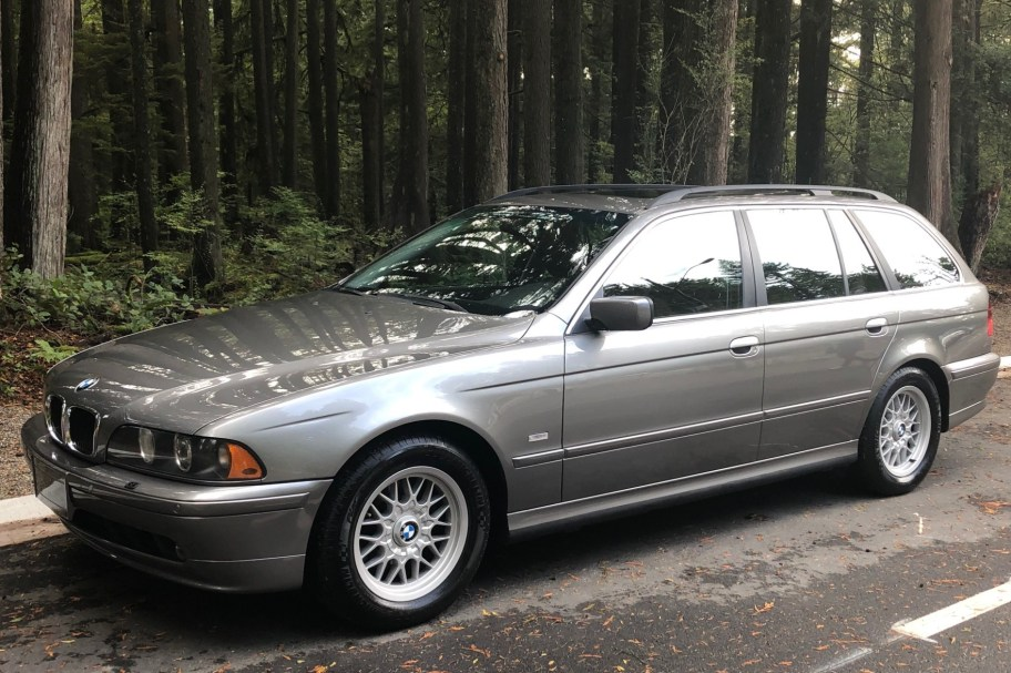 No Reserve: 2002 BMW 525iT