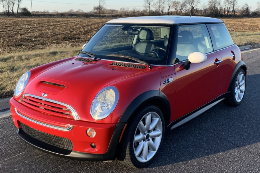 No Reserve: 38k-Mile 2003 Mini Cooper S