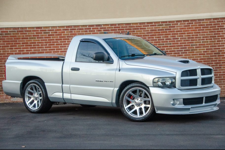 2004 Dodge Ram SRT-10 6-Speed