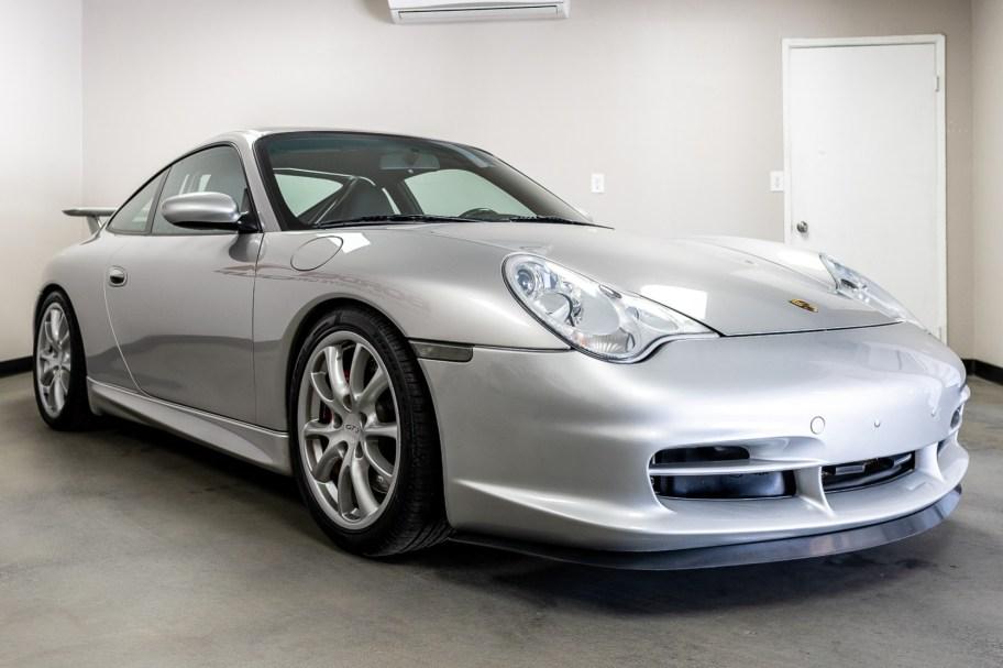 39k-Mile 2004 Porsche 911 GT3