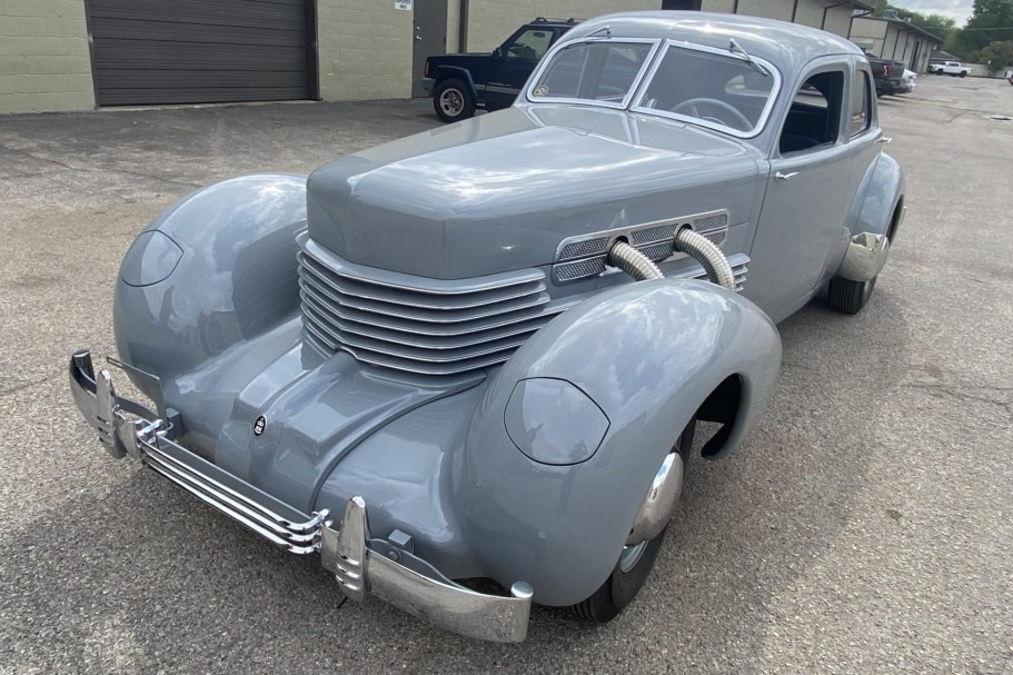 1937 Cord 812 Super-Charged Westchester