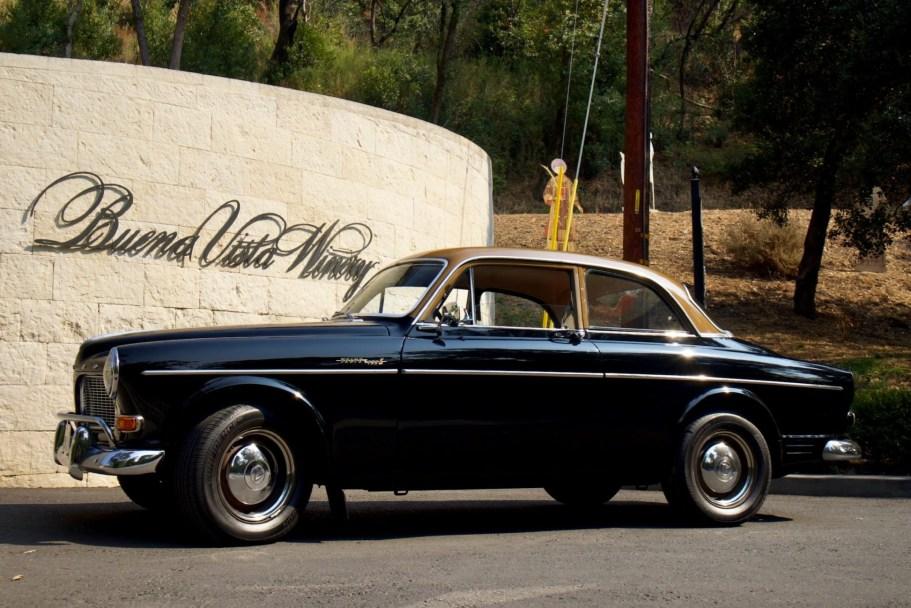 No Reserve: 1964 Volvo 122S 2-Door 4-Speed w/ Overdrive