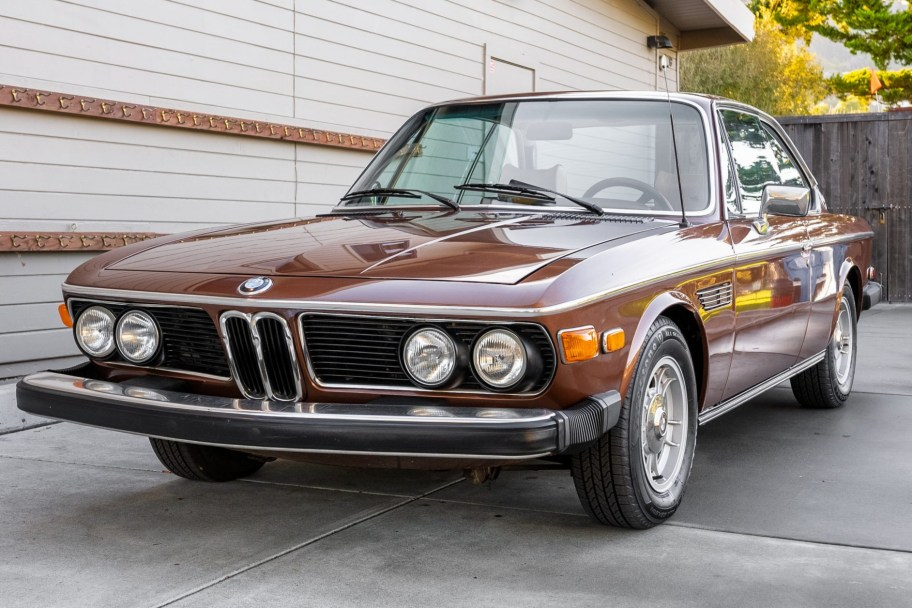 29-Years-Owned 1974 BMW 3.0CS 5-Speed Project