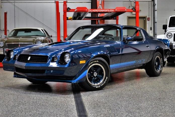 1979 Chevrolet Camaro Z28 4 Speed Laptrinhx News