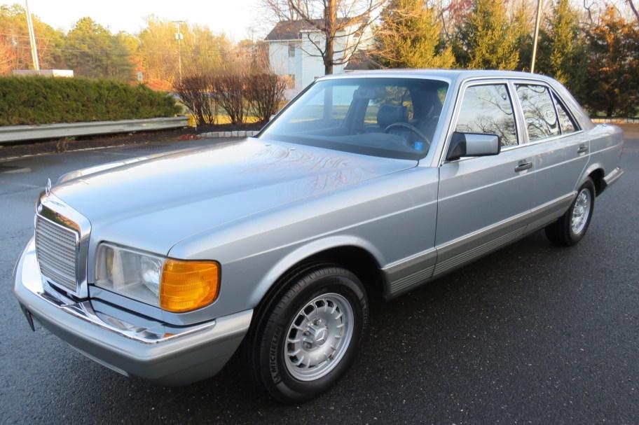 No Reserve: 1982 Mercedes-Benz 300SD