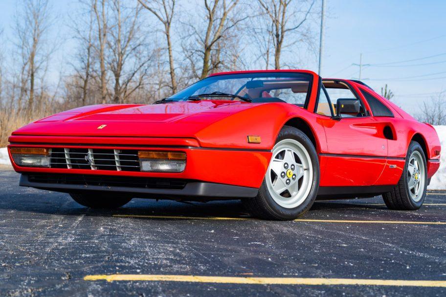 9k-Mile 1989 Ferrari 328 GTS