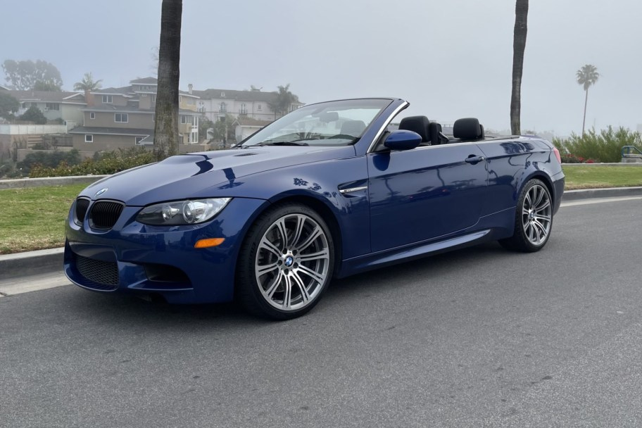 2011 BMW M3 Convertible 6-Speed
