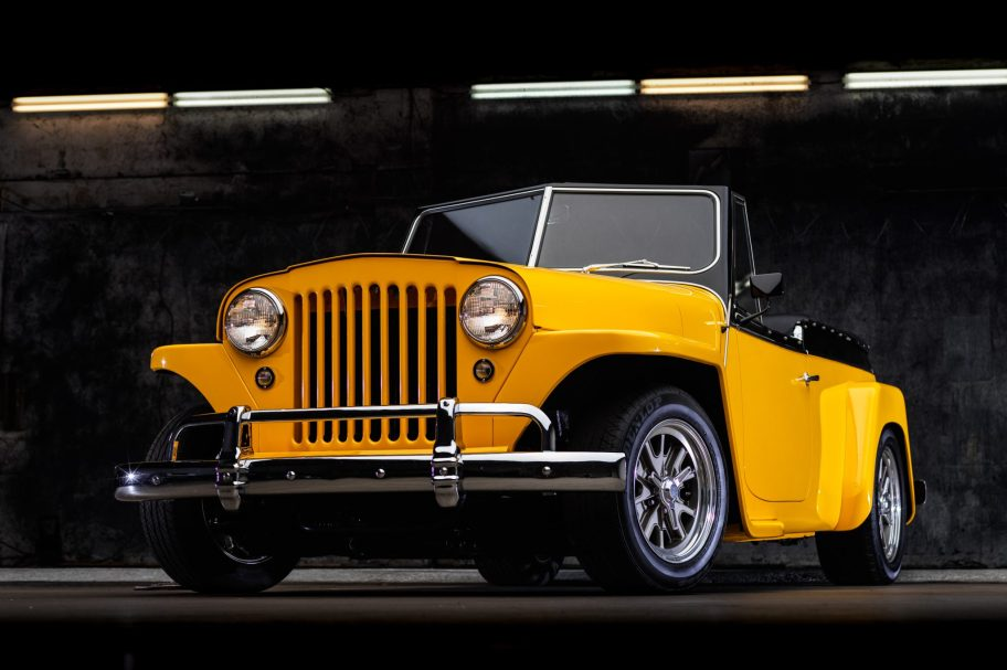Modified 1949 Willys-Overland Jeepster