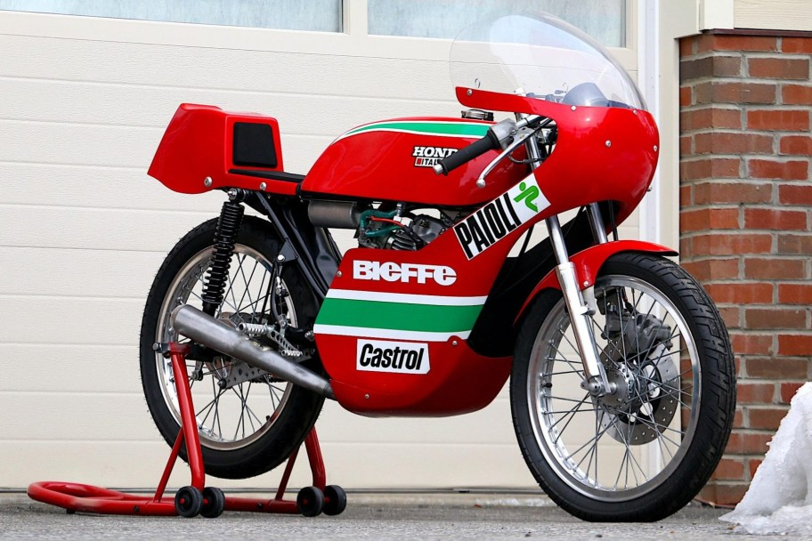 No Reserve: Honda CB125 Coupe d'Endurance Tribute