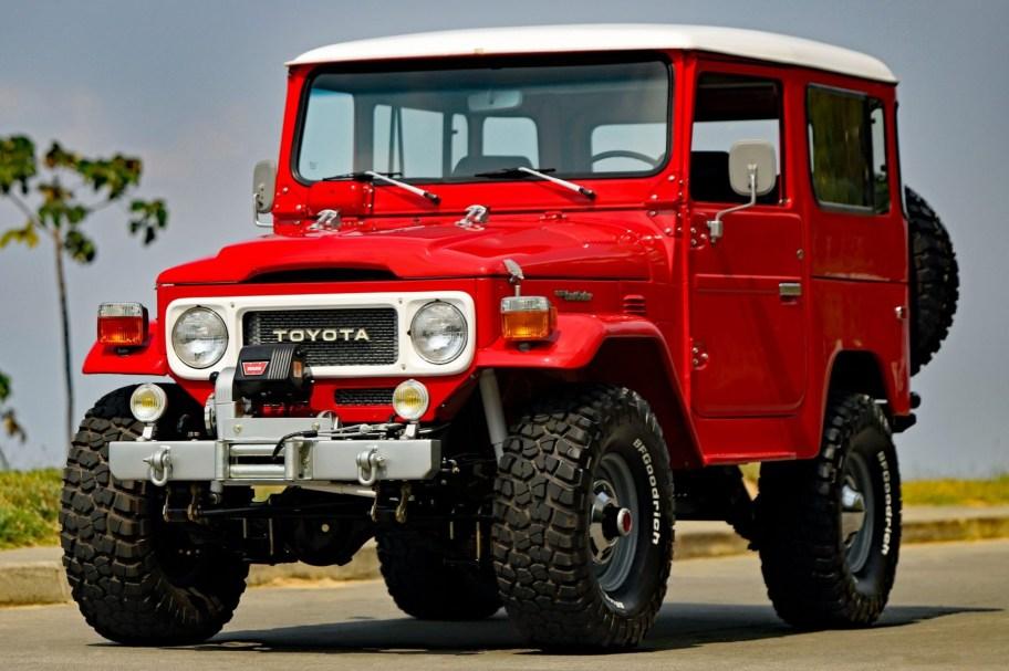 1982 Toyota Land Cruiser FJ40