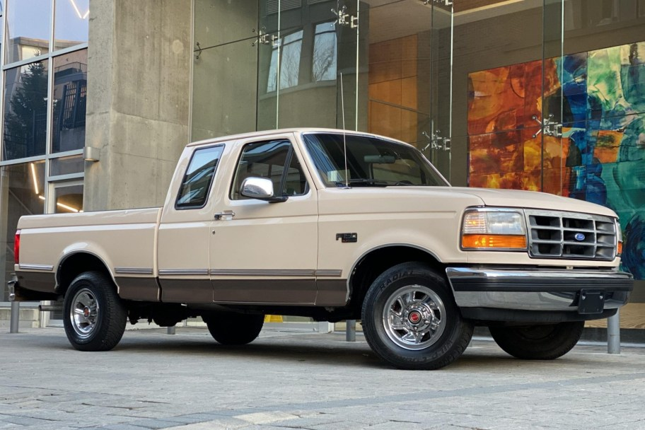 No Reserve: 1992 Ford F-150 XLT