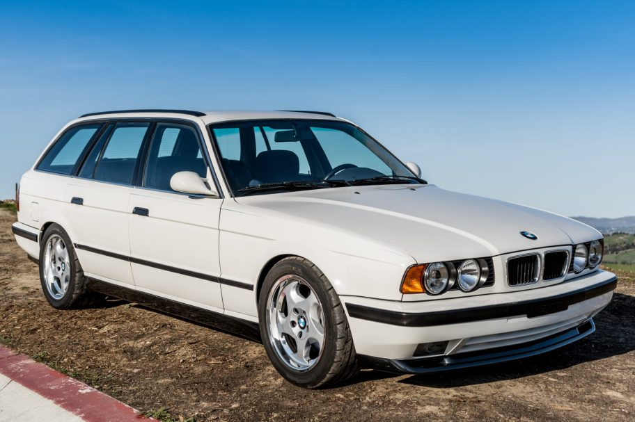 No Reserve: S62-Powered 1994 BMW 530i Touring 6-Speed