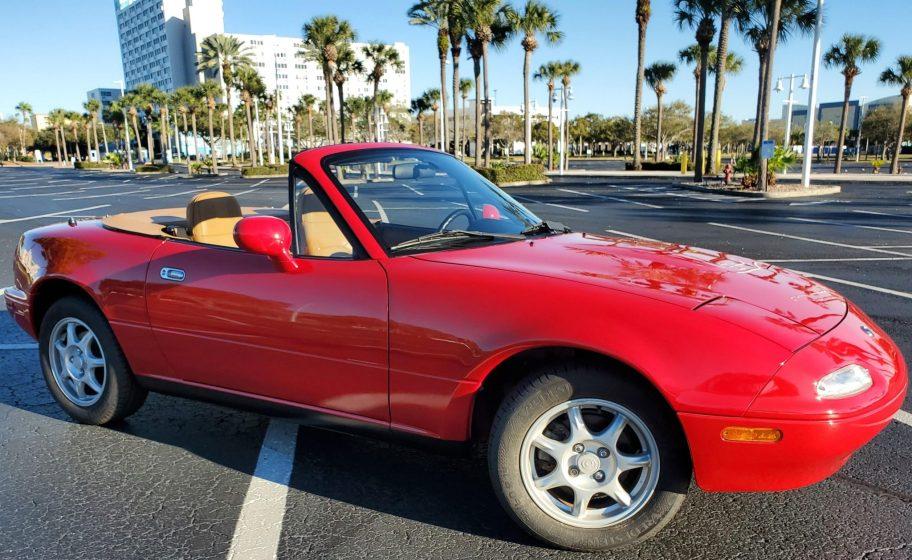 17k-Mile 1996 Mazda MX-5 Miata