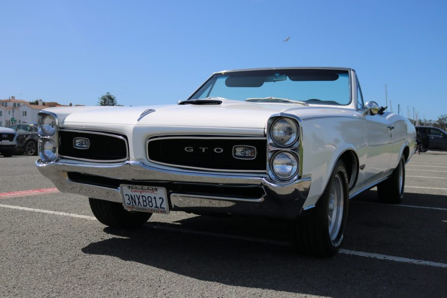 Five-Decades-Family-Owned 1966 Pontiac GTO Convertible