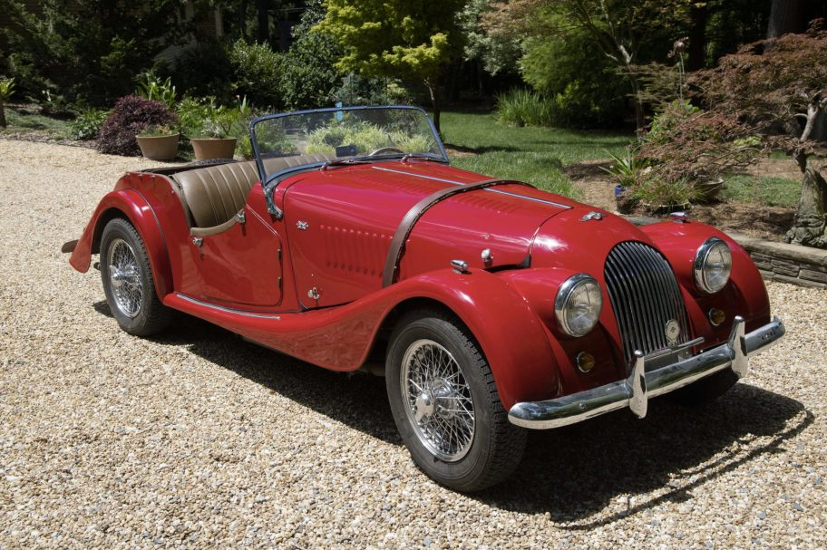 39-Years-Owned 1964 Morgan Plus 4