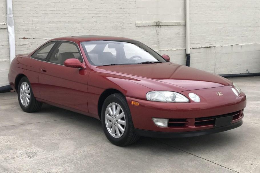 No Reserve: 1994 Lexus SC400
