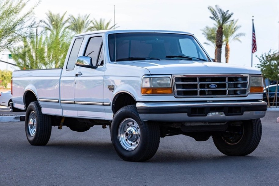 1996 Ford F-250 XLT Power Stroke 4×4