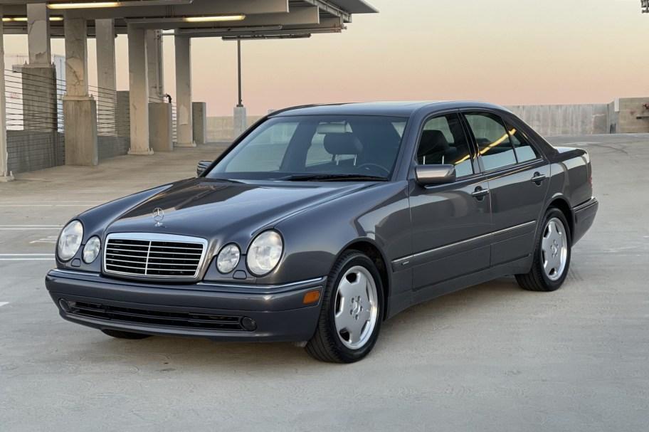 No Reserve: 1998 Mercedes-Benz E430 Sport