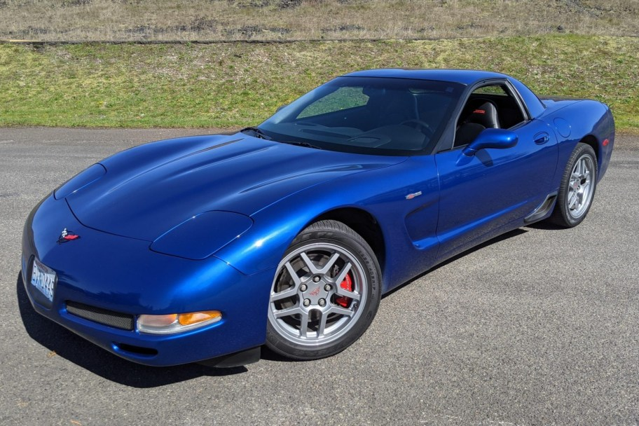 49k-Mile 2002 Chevrolet Corvette Z06