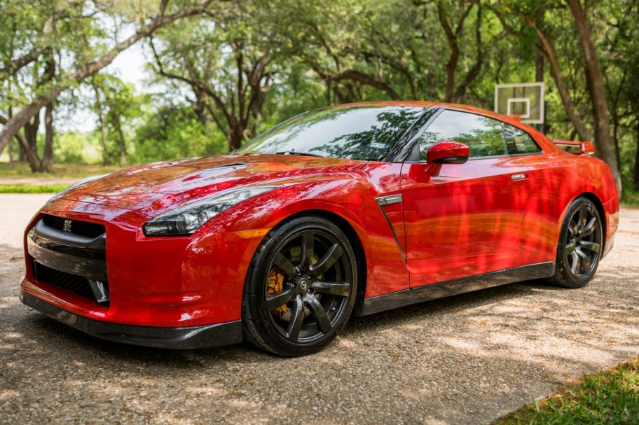 Original-Owner 10k-Mile 2010 Nissan GT-R