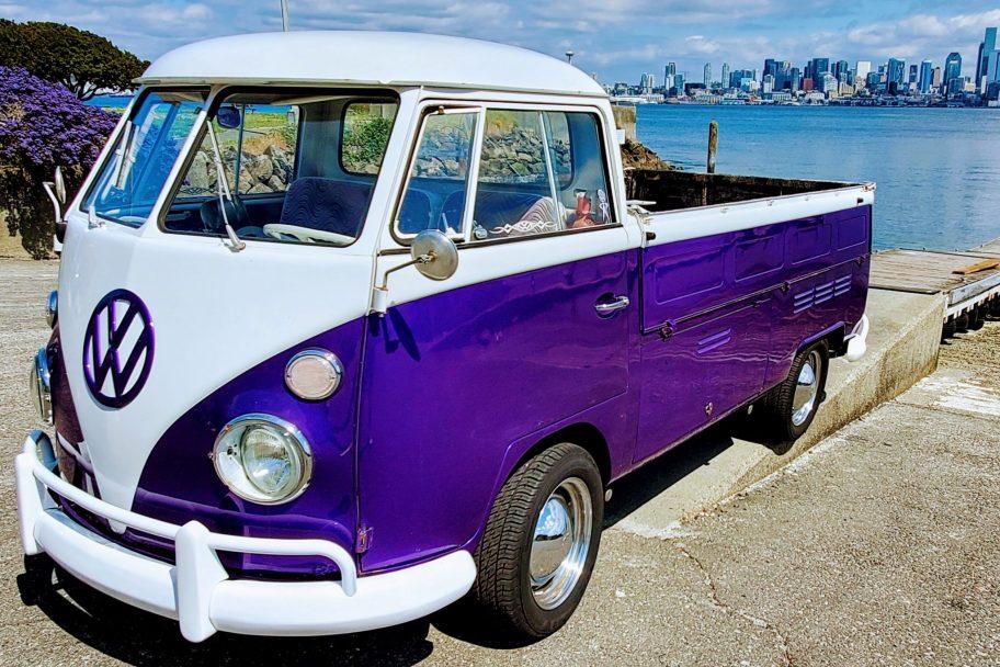 1966 Volkswagen Single Cab Transporter
