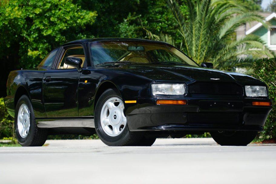 No Reserve: 1992 Aston Martin Virage 5-Speed
