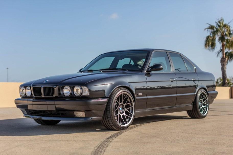 No Reserve: 1994 BMW 540i 6-Speed