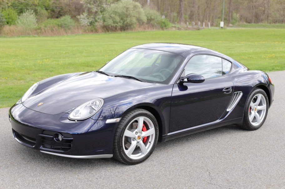 6k-Mile 2006 Porsche Cayman S 6-Speed
