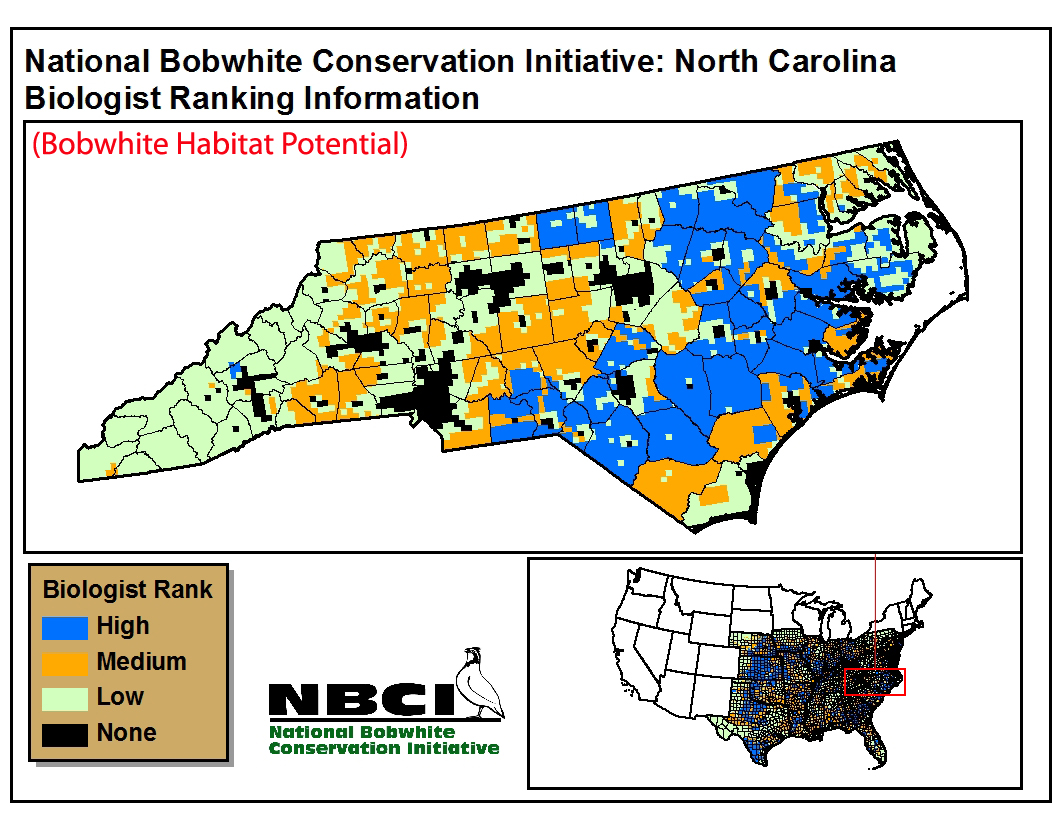 State Habitat Potential Maps Nbci