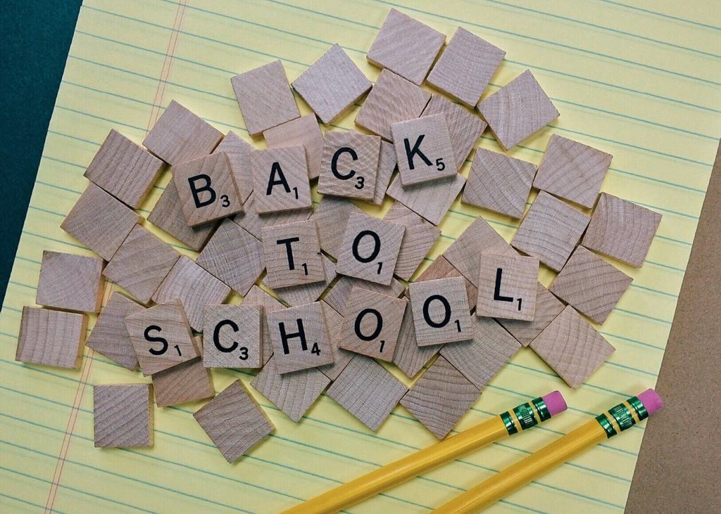 Simple tips to create a back to school routine