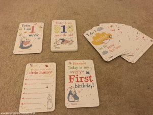 Peter Rabbit selection of cards