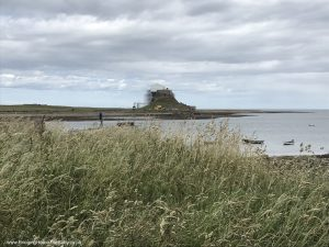Holy Island is beautiful!