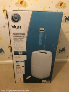 Blyss 9k Btu Air Conditioning Unit Review Bringing Home The Baby