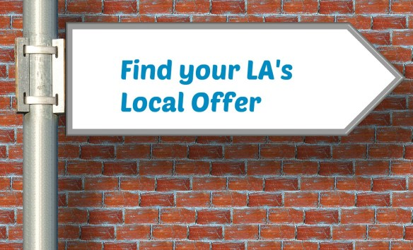 Find your SEND Local Offer