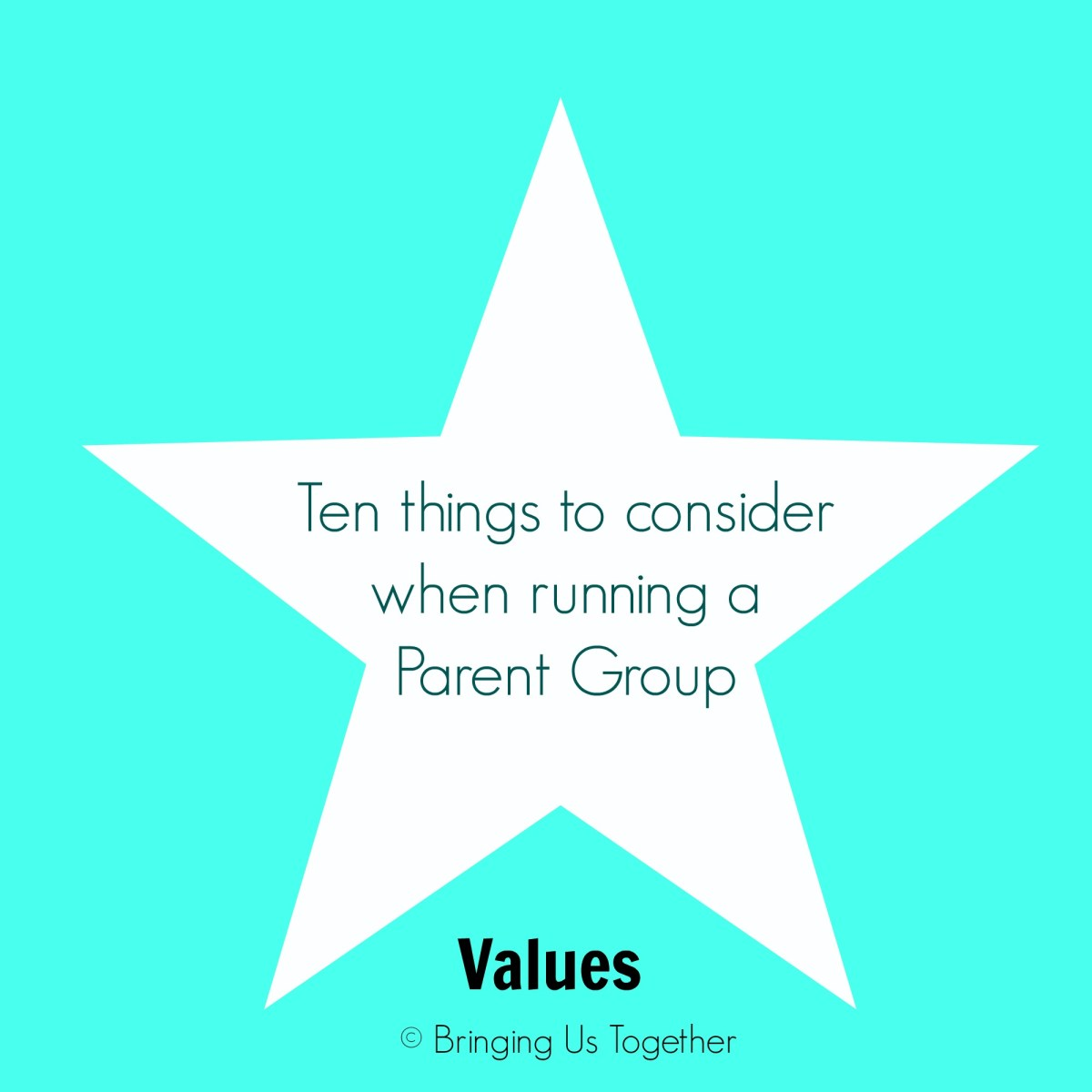 Parent Groups - Values