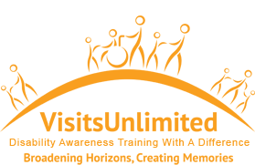 Visits Unlimited logo