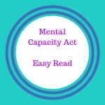 Easy Read - MCA