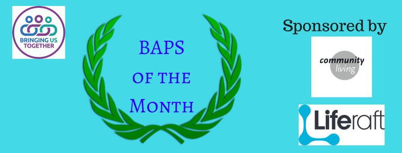 BAPS of the Month – March
