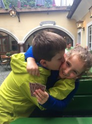 Sibling Love, Family travel, family vacation,